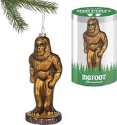 Bigfoot Ornament