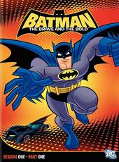 Batman: Brave and the Bold - Season 1, Part 1