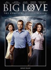 Big Love - Season 4 (3-DVD)