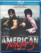 American Ninja 3: Blood Hunt (Blu-ray)