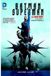 Batman/Superman 1: Cross World