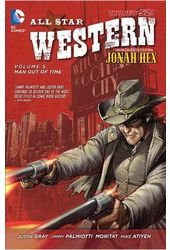 All Star Western 5: Man out of Time
