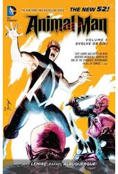 Animal Man 5: Evolve or Die!