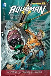 Aquaman 5: Sea of Storms