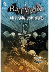 Batman Arkham Unhinged 4