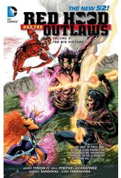 Red Hood and the Outlaws 5: The Big Picture
