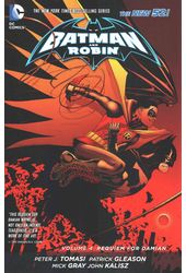 Batman and Robin 4: Requiem for Damian
