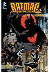 Batman Beyond 2.0 1: Rewired