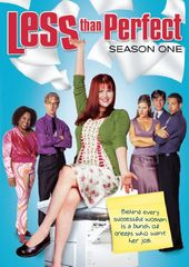 Less Than Perfect - Season 1 (4-DVD)