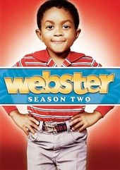 Webster - Season 2 (4-DVD)
