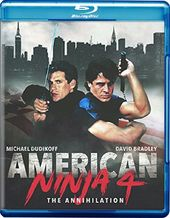 American Ninja 4: The Annihilation (Blu-ray)