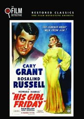 His Girl Friday (The Film Detective Restored