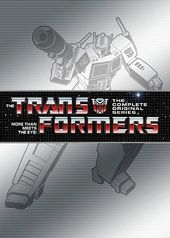 Transformers - Complete Series (15-DVD)