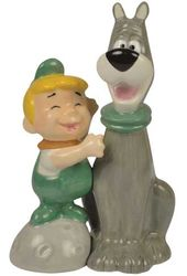 The Jetsons - Elroy & Astro Salt & Pepper Shakers