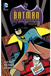 The Batman Adventures 2