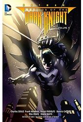 Batman Legends of the Dark Knight 4