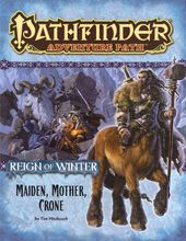Role Playing & Fantasy: Reign of Winter: Maiden,