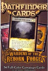 Card Games/General: Wardens of the Reborn Forge