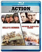 Kelly's Heroes / Where Eagles Dare (Blu-ray)