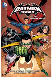 Batman and Robin 7: Robin Rises