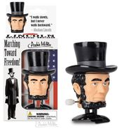 Wind-up Abraham Lincoln Walking Head