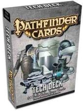 Card Games/General: Pathfinder Cards Tech Deck
