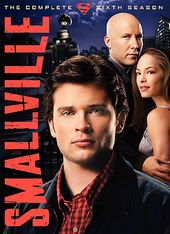 Smallville - Complete 6th Season (6-DVD)
