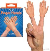 Pair of finger hands