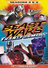 Transformers: Beast Wars - Seasons 2 & 3 (4-DVD)