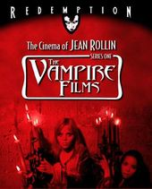 Jean Rollin: The Vampire Films - Series 1 (4-DVD)