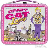 Crazy Cat Lady - Lunchbox
