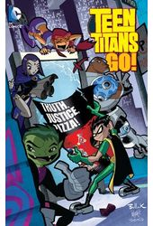 Teen Titans Go! 2: Truth, Justice, Pizza!