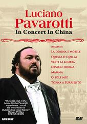 Pavarotti in China
