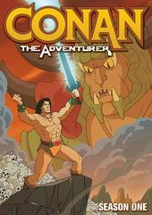 Conan: The Adventurer - Season 1 (2-DVD)