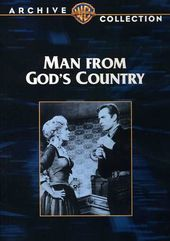Man From God's Country (Widescreen)