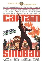 Captain Sinbad (Widescreen)