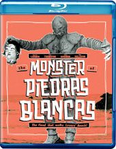 The Monster of Piedras Blancas (Blu-ray)