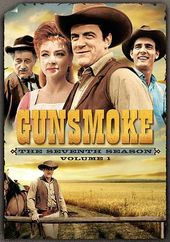 Gunsmoke - Season 7 - Volume 1 (5-DVD)