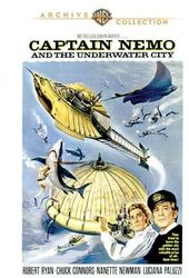 Captain Nemo and the Underwater City (Widescreen)
