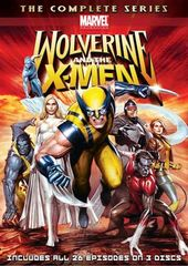 Wolverine and the X-Men - Complete Series (3-DVD)