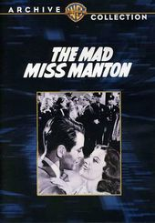 The Mad Miss Manton (Full Screen)