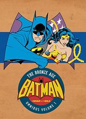 Batman the Brave and the Bold the Bronze Age