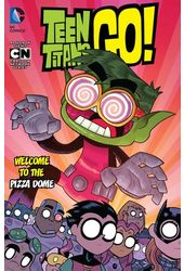 Teen Titans Go! 2: Welcome to the Pizza Dome