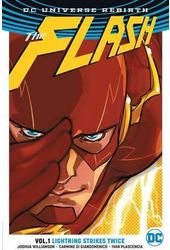 Flash 1: Lightning Strikes Twice