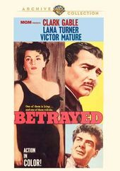 Betrayed (1954) (Full Screen)