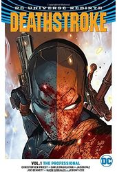 Deathstroke 1: The Professional