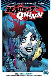 Harley Quinn 1: Die Laughing