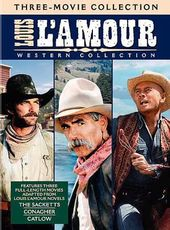 Louis L'Amour Western Collection: The Sacketts /