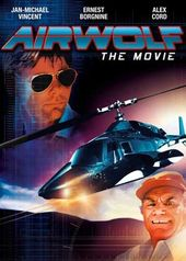 Airwolf - The Movie
