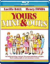 Yours, Mine & Ours (Blu-ray)